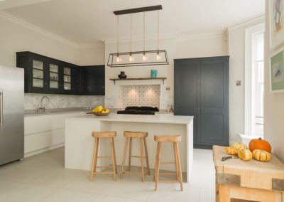 sandblasted-oak-painted-kitchen
